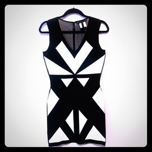BCBG MaxAzria Body Con Dress